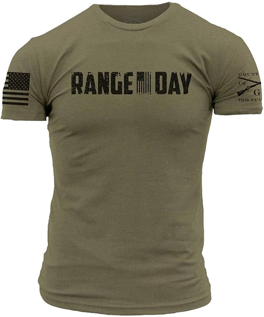 Grunt Style Range Day Men's T-Shirt