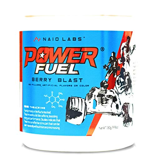 Power Fuel World's Most Potent Pre Workout Scientifically Formulated to Increase Focus, Strength, Endurance and Energy Production (World Best Pre Workout Supplement)