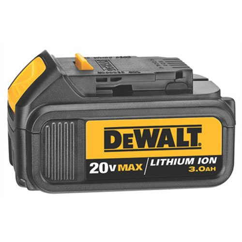 Li Premium Ion Battery (DEWALT DCB200 3.0 Ah 20V Li-Ion Premium Battery)