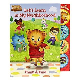 Let's Learn in My Neighborhood- Daniel Tiger (Daniel Tiger's Neighborhood)