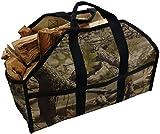 Ultimate Firewood Log Carrier by Grillinator: Back-Saving Design,...