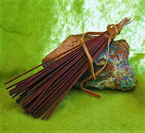 Floral Incense Sampler 10 Sticks of 7 types Handmade by Mark Wood ()