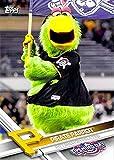 2017 Topps Opening Day Baseball Mascots Insert #M-12 Pirate Parrot Pirates