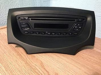 Ford Ka B Low Radio Stereo  Onwards With Radio Code