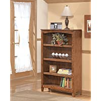 Crossingland Medium Brown Medium Bookcase
