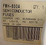Cooper Bussmann FWH-600A Buss High Speed Fuse