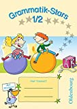 Grammatik-Stars: 1./2. Schuljahr - Übungsheft: Mit Lösungen