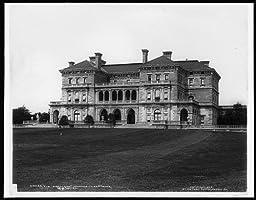 Photo: Breakers,Vanderbilt residence,dwellings,mansions,Newport,Rhode Island,RI,c1904