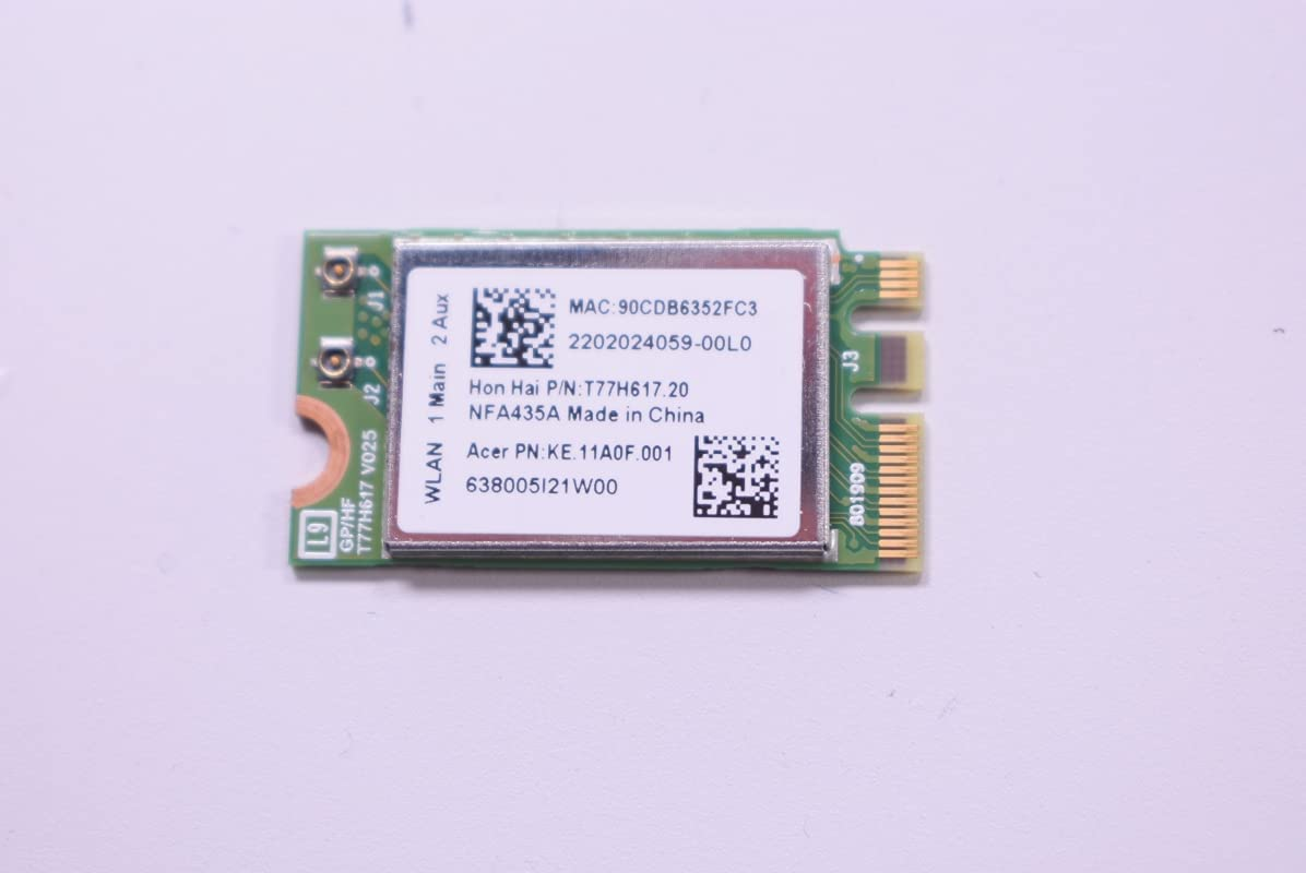 FMB-I Compatible with KE.11A0L.001 Replacement for Acer Wireless Card Aspire E5-523-97JY Aspire e5-575-51gg