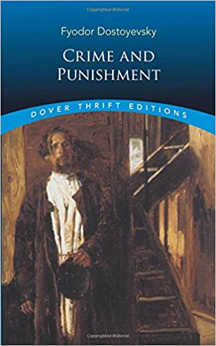 crime and punishment summary
