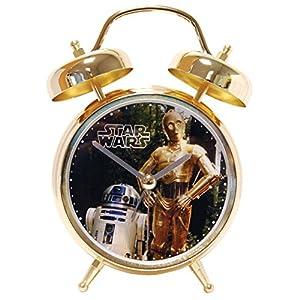 Disney STAR WARS - Despertador con sonido 1