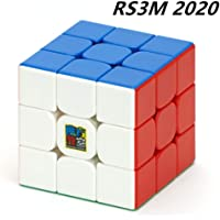 CuberSpeed MFJS RS3 M 2020 3x3 Speed Cube stickerless Mofang Jiaoshi MF3RS3 M V2 Cube