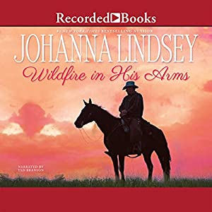 Wildfire in His Arms Audiobook