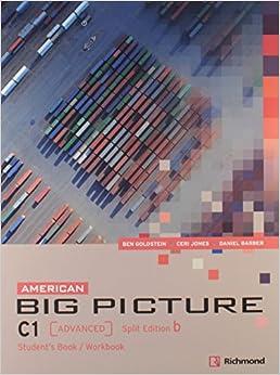 Book American Big Picture C1 (Em Portuguese do Brasil)