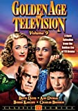 Golden Age of Television, Volume 9 by Alpha Video by Allen Miner, Frank Telford Frank P. Bibas