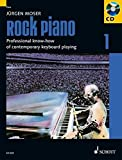 img - for ROCK PIANO 1 PROF KNOW-HOW OFCONTMPORARY KEYBOARD PLAYING BKCD-GERMAN 49017641-ENG VERS book / textbook / text book