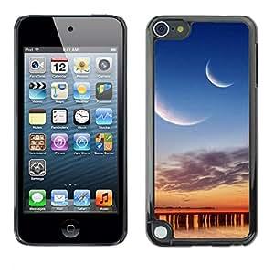 "For Apple iPod Touch 5 , S-type Naturaleza Hermosa Forrest Verde 112"" - Arte & diseño plástico duro Fundas Cover Cubre Hard Case Cover"