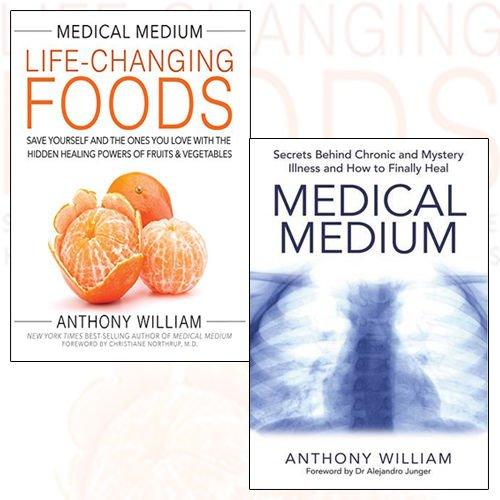 Medical Medium Anthony William Collection 2 Books Bundle With Gift Journal (Medical Medium, Medical Medium Life-Changing Foods [Hardcover])
