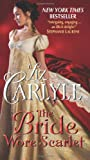 The Bride Wore Scarlet, Liz Carlyle, 0061965766