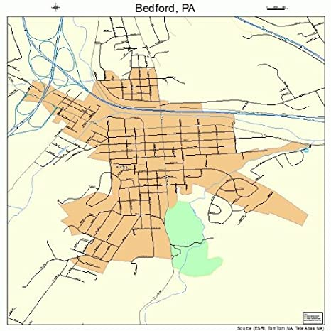 Amazon.com: Large Street & Road Map of Bedford, Pennsylvania ... on al map, nys map, wv map, mi map, philadelphia map, ca map, ga map, delaware map, ar map, md map, ky map, fla map, de map, pennsylvania map, ohio map, oh map, state map, az map, usa map,