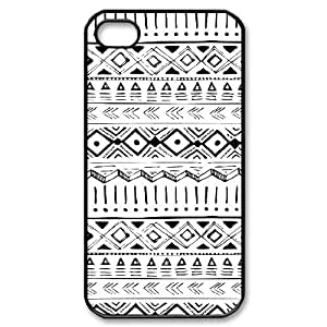 Aztec Wood ZLB605899 Brand New Case for Iphone 4,4S, Iphone 4,4S Case