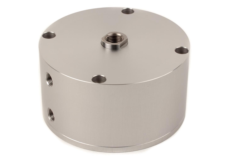 Fabco-Air C-721-X Original Pancake Cylinder, Double Acting, Maximum Pressure of 250 PSI, 3' Bore Diameter x 1' Stroke