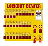 Lockout Station, Filled, Electrical