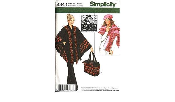 fleece poncho size medium 23