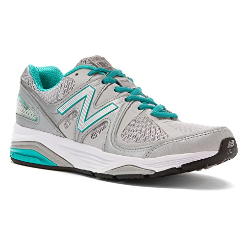 New Balance Women's W1540V2 Running Shoe Running Shoe,Silver/Grey,8.5 B US
