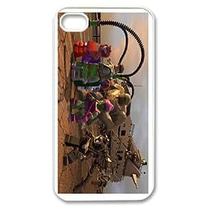 iPhone 4,4S Phone Case Lego Marvel Super Heroes Nj3502