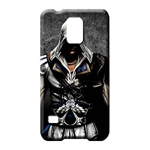 samsung galaxy s5 mobile phone cases Special Shock-dirt New Fashion Cases assassins creed