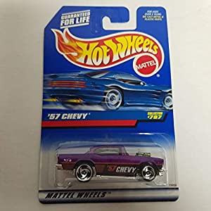 '57 Chevy 1998 Hot Wheels 1/64 diecast car No. 787