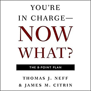 You're in Charge, Now What? Audiobook