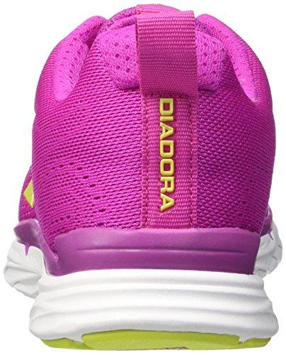 Diadora Nj-303 Trama - Entrenamiento y correr Unisex adulto Multicolore (C4496 Rosa Cipria/Bianco)