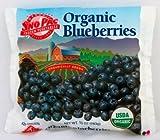 Organic Frozen Blueberries, 10 oz. Bag