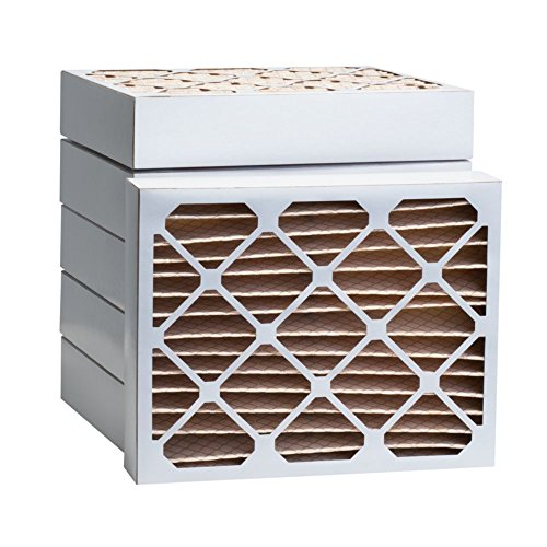 """ComfortUp WP15S.041621 - 16"""" x 21"""" x 4 MERV 11 Pleated Air Filter - 6 pack"""