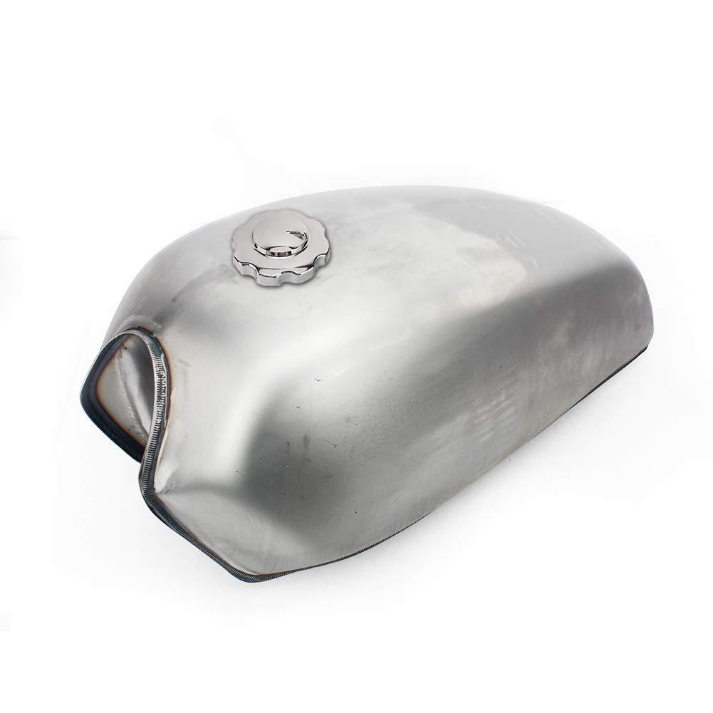 TARAZON 9L 2.4Gal Universal Tapa de dep/ósito de combustible para JH70 Cafe Racer