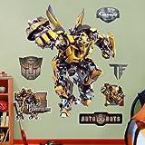 Fathead 1030-00002 Wall Decal, Transformers Bumble Bee