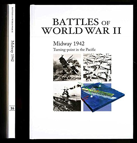Battles of World War II. Midway 1942 Turning-Point in the Pacific