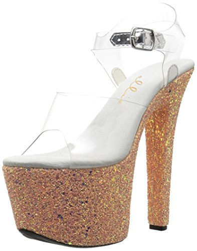Ellie Shoes Womens 711-SERENITY 711-serenity Peac