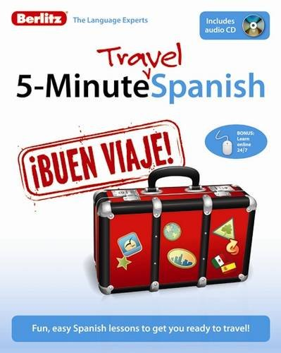 Download 5-Minute Travel Spanish (Book and CD) (Spanish Edition) ebook