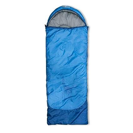 Outdoorer Dream Express, color azul - saco de dormir para niños