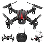 Amazingbuy RC Racing Drone Quadcopter Mini 2.4G 6-axis Gyro 4CH Angle/Acro Mode High Speed Racing Drone ,3D-flip Function Headless Mode Helicopter