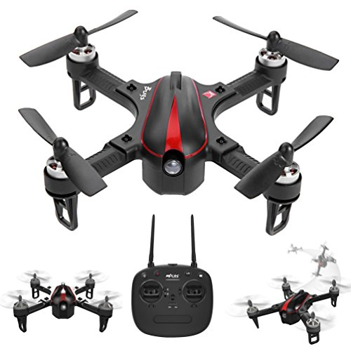 RC Racing Drone Quadcopter - Amazingbuy Mini 2.4G 6-axis Gyro 4CH Angle/Acro Mode High Speed Racing Drone ,3D-flip Function Headless Mode Helicopter (Without Camera)