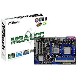ASRock M3A UCC - Placa base AMD (zócalo AM3, memoria DDR3, ATX)