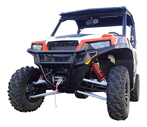 MudBusters HDPE fender extensions for Polaris General 1000