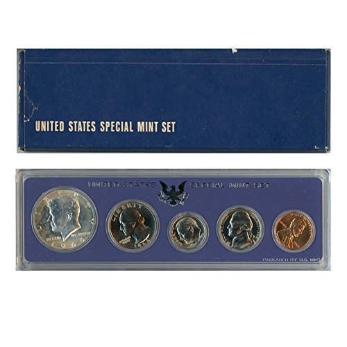 1966 Special Mint Set Original Government Packaging