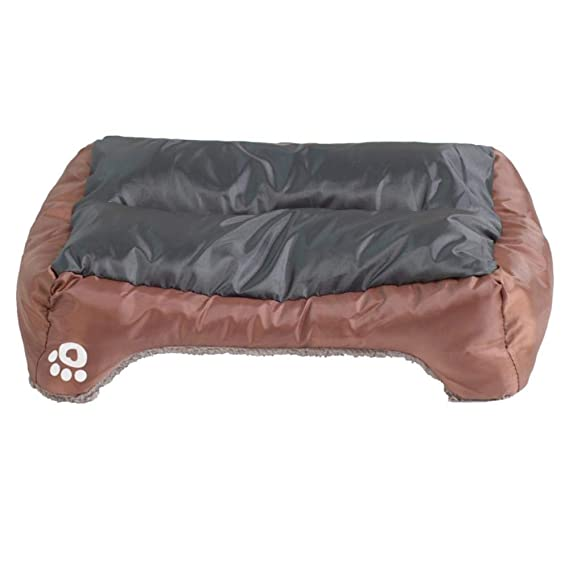 Amazon.com : MHGStore Pet Sofa Dog Beds Waterproof Bottom Soft Fleece Warm Cat Bed House Petshop Cama Perro (XXXL, Deep Green) : Pet Supplies