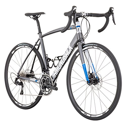 Diamondback Bicycles Century 1 Road Bicycle, Silver, 58cm/X-Large