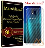 Marshland Back Screen Protector Flexible Anti Bubble Back Screen Guard Compatible with Oppo R17